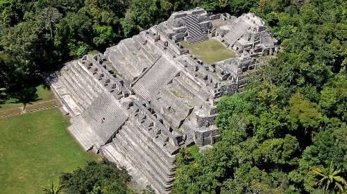 That wasn't a Mayan lost city, just another example of the culture of hype