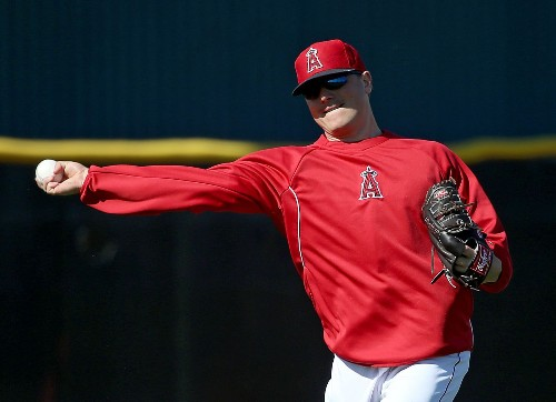 Angels' Joe Smith is not nearly as common as his name - Los Angeles Times