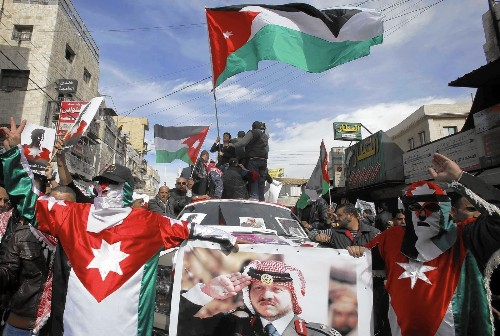 Pilot's death bolsters Jordanian support for bombing of Islamic State