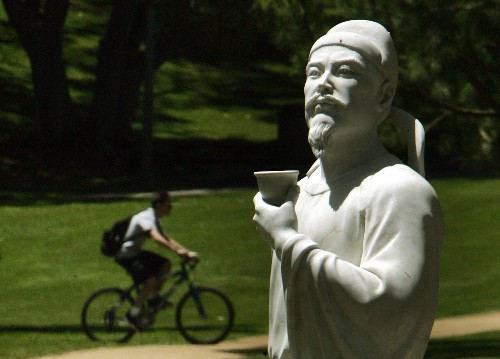 What's missing in college philosophy classes? Chinese philosophers. - Los Angeles Times