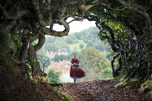 'Into the Woods' starts strong but magic fades, reviews say - Los Angeles Times