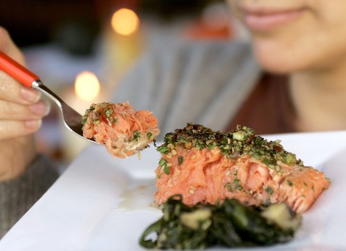 7 great salmon recipes in an hour or less - Los Angeles Times