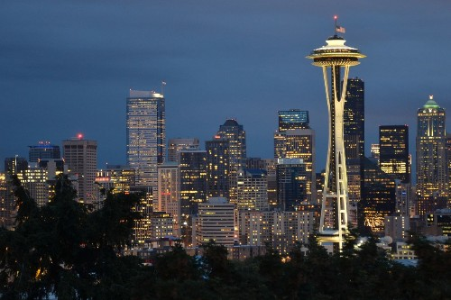 Why do conservatives keep saying Seattle's minimum wage hike has failed -- without data?