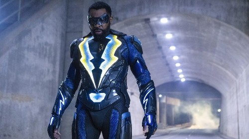 Monday's TV Highlights: 'Black Lightning' on the CW