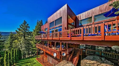 Hot Property: Rock icon David Coverdale livens up the Lake Tahoe housing market