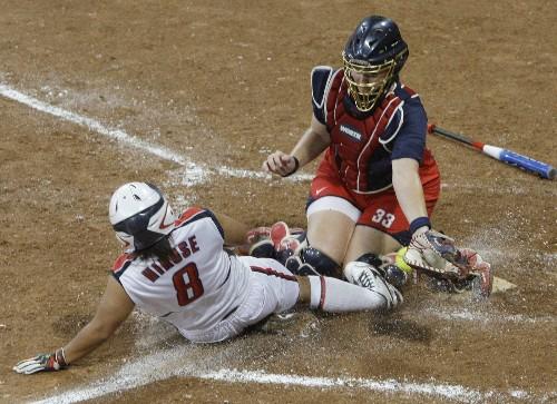 Baseball and softball hope to take next step back to Olympics