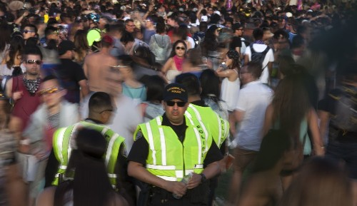 Coachella: Police are prepared for everything since San Bernardino terror attack - Los Angeles Times