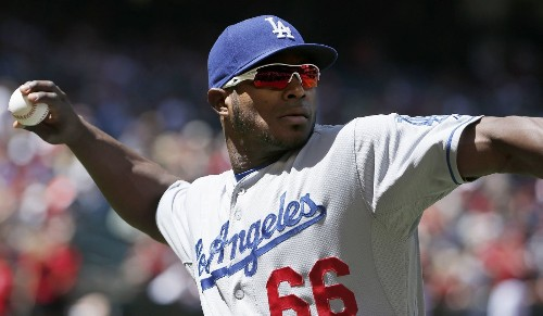 Puig and Jansen progress in rehab, but Ryu continues to stall - Los Angeles Times
