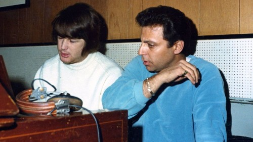 Hal Blaine, prolific 'Wrecking Crew' drummer who worked with Frank Sinatra and Elvis, dies at 90