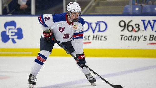 Two former Jr. Ducks should hear names in NHL draft — and Craig Johnson will be proud