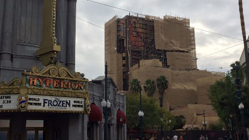 From 'Iron Man' to 'Guardians of the Galaxy,' Disney theme parks soon to get a whole lot of Marvel - Los Angeles Times