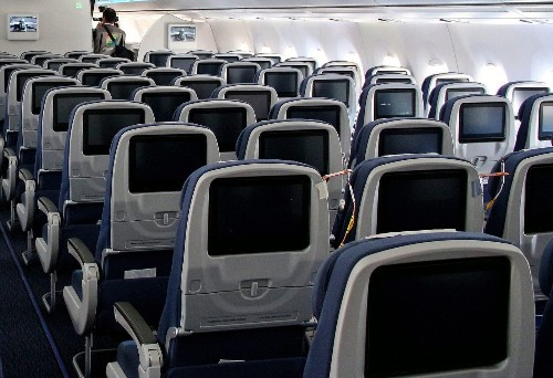 The four ickiest things you never want to touch on a plane