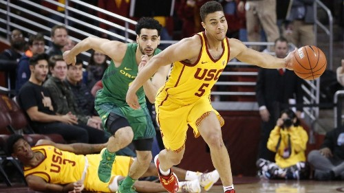 Derryck Thornton plans to leave USC's basketball program as graduate transfer