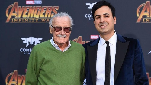 Stan Lee's ex-business manager arrested in Arizona on suspicion of elder abuse
