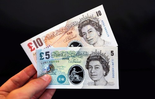 Britain to start issuing plastic money in 2016 - Los Angeles Times