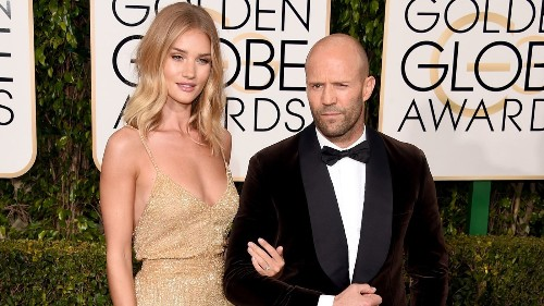 Rosie Huntington-Whiteley and Jason Statham are getting married