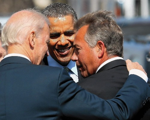 Gay rights groups press Obama for anti-discrimination order - Los Angeles Times