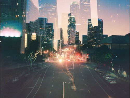 Photographer Anthony Samaniego aims to snap perfect Los Angeles shot - Los Angeles Times