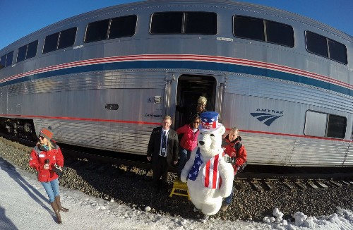 Colorado's ski train takes you from Denver to the slopes in one easy ride - Los Angeles Times