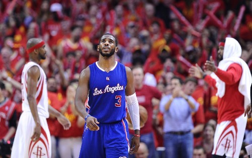 Clippers complete epic collapse with 113-100 Game 7 loss to Rockets