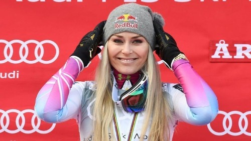 Lindsey Vonn will call it quits after this ski season - Los Angeles Times