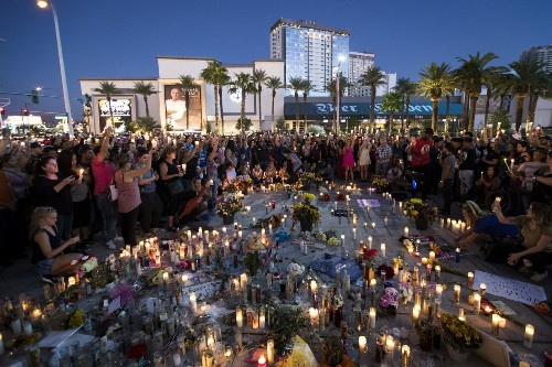 Las Vegas gunman was a loner and gambler, but motive behind mass shooting remains unclear, police report says