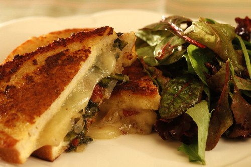 Easy dinner recipes: More ideas to celebrate Grilled Cheese Month