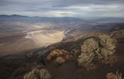 Letters: Death Valley is stunningly beautiful, F-18s and all