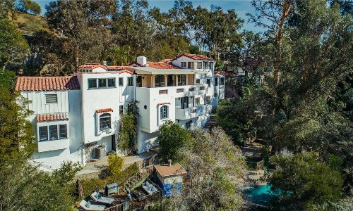 Marilyn Monroe and Joe DiMaggio's love nest sells for over asking in Hollywood Hills