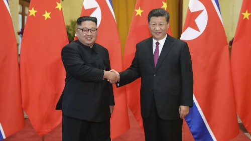 State media say Chinese President Xi to visit North Korea
