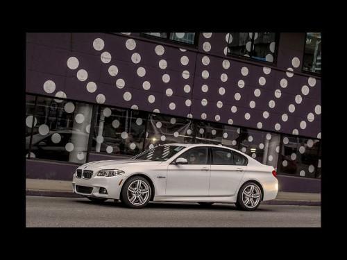 BMW 535d leads the pack among diesel luxury sedans - Los Angeles Times