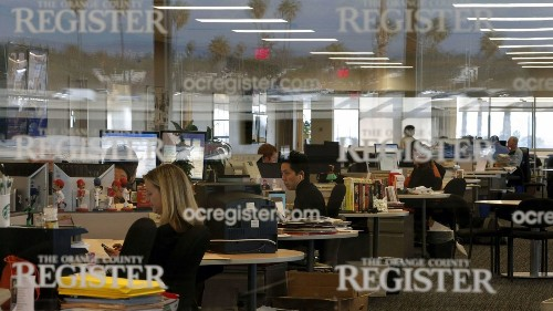 OC Register and other Digital First Media newspapers face 'significant' layoffs