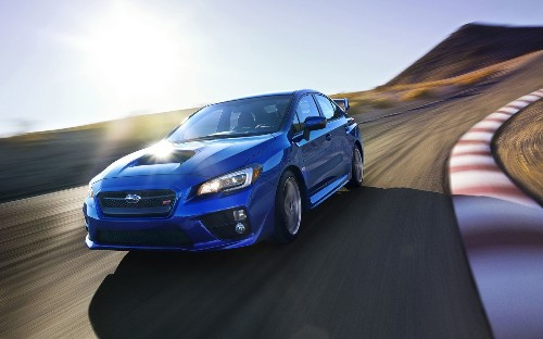 Car review: Subaru refines 2015 WRX and STI - Los Angeles Times