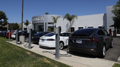 California weighs an additional $2,000 subsidy for electric cars - Los Angeles Times