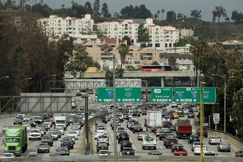 Four easy fixes for L.A. traffic