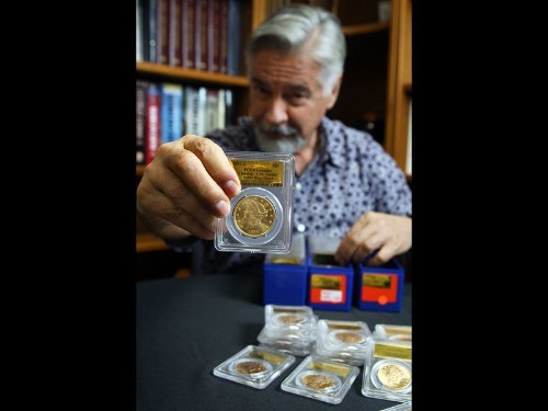 After couple found $10 million in gold coins, they reburied stash - Los Angeles Times