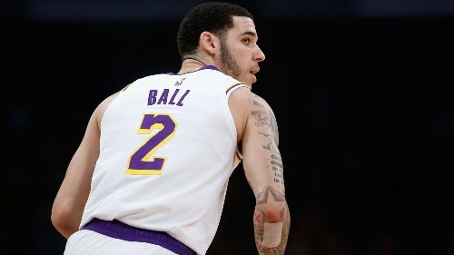 Lonzo Ball dealing with a bone bruise that could extend his timeline for return