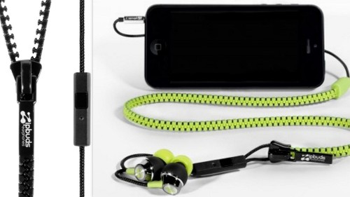 Gear: All tangled up in wires? These Zipbuds are for you