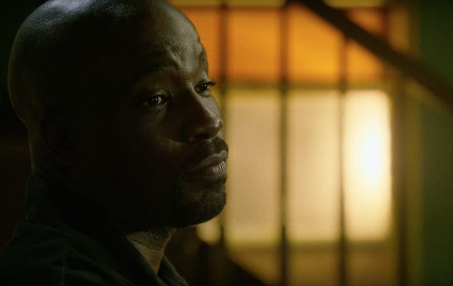 Marvel's 'Luke Cage' trailer puts the new hero in his classic comic book tiara - Los Angeles Times