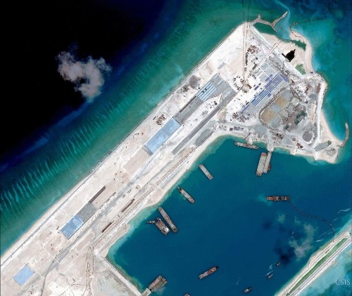 Troubled waters: Why all the fuss in the South China Sea?