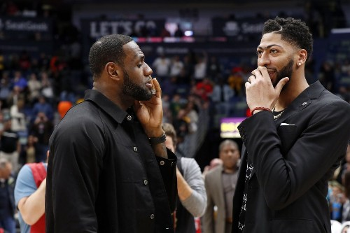 Anthony Davis trade is Lakers succeeding on brand appeal
