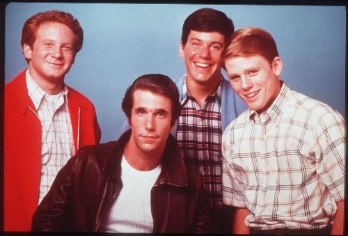 Classic Hollywood: 'Happy Days' turns 42. Ayyy!