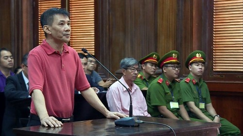 A year ago he went on vacation to Vietnam. Now he faces 12 years in prison