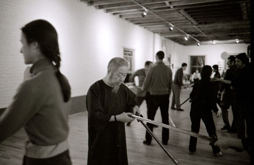 'Professor' warmly chronicles Tai Chi's trip to the West