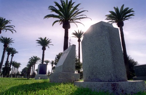 One of the last remaining Confederate monuments in California is vandalized