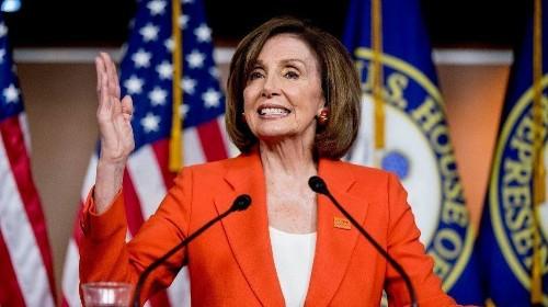 House Speaker Nancy Pelosi's new anti-Trump strategy: See you in court