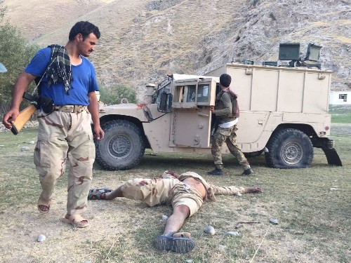 Afghanistan tries to clean up its militias, both legal and illegal