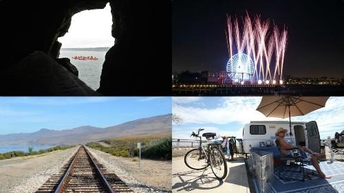 Seven summer heat-beating ideas from our California Bucket List