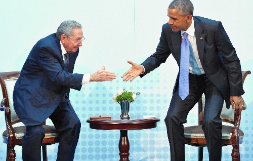 President Obama considering visit to Cuba to shore up relations – and his foreign policy legacy - Los Angeles Times