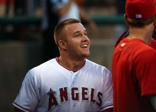 Angels' Mike Trout more than meets expectations as he marks 24th birthday
